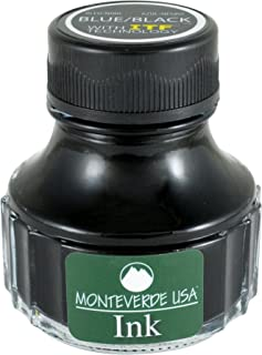 MONTEVERDE 蒙特韋德 瓶裝墨水(藍黑色) 美國品牌