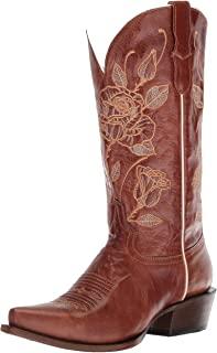 Roper 女士 Desert Rose 西部靴