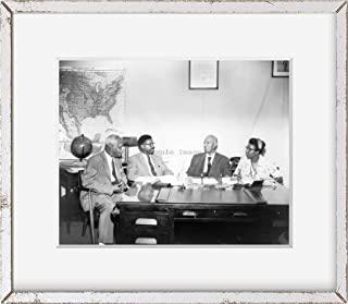 《无限照片》1950 照片: Ashley Totten   兄弟   睡车工   ASA Philip Randolph   M Kemp   海报墙壁艺术装饰