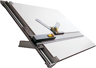 Aristo ZMT1 绘图机(A1,配有桌子,700 毫米包边高度,可倾斜角,塑料涂层绘图板)灰色