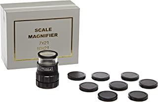 Fowler 52-664-009 袖珍光学比较器,10 倍放大