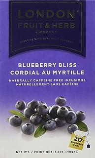 LONDON 伦亨尔 水果茶系列 喜悦蓝莓 40G