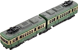 TRANE 新款 火车模型 N轨距 压铸比例模型 No.84 江之电
