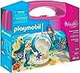 Playmobil 9324 手提箱玩具,多色
