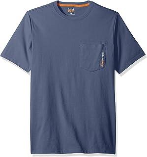 Timberland PRO Base Plate 男式混纺短袖T恤