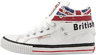 British Knights 中性儿童Roco 高帮运动鞋
