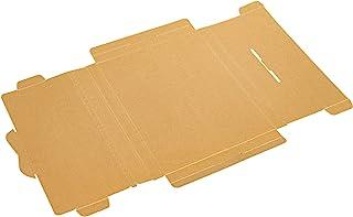 NAKABAYASHI 纸箱 L 5片装 附带厚度计数器 NDBX-L