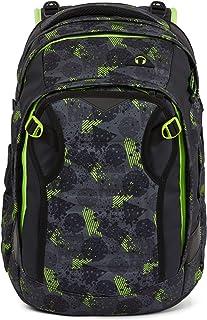 Satch Match,符合人体工程学的书包,可扩展至35升,额外的前袋 Off Road onesize