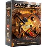 Cephalofair Games Gloomhaven:《狮子大白鲨》雄狮之颚策略盒装桌游,适合12岁以上的人群