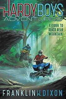Return to Black Bear Mountain (Hardy Boys Adventures Book 20) (English Edition)