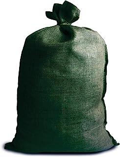 NOOR 高级黄麻袋尺寸 S 60 x 105 厘米 I 多功能黄麻袋 I 冬季保护盆和盆栽植物 I 防冻保护 I 植物 - 过冬 环保袋 I 花园包 *