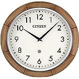 Citizen Clocks CC5011 Citizen Smart Echo 兼容挂钟 带多个计时器 12 英寸 棕…