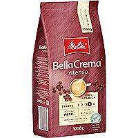 Melitta 美樂家 BellaCrema Melitta 全咖啡豆,100%阿拉伯,強烈的芳香,濃郁的口味,強烈烘焙…