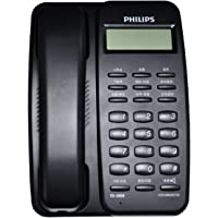 PHILIPS 飞利浦 TD-2808来电显示电话机(黑色)