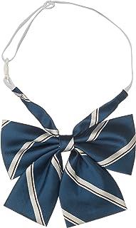 [科诺米] 制服 学校 蝴蝶结 上学用 高中生 中学生 学生 学校 格纹 条纹 女士 ARCR-1043