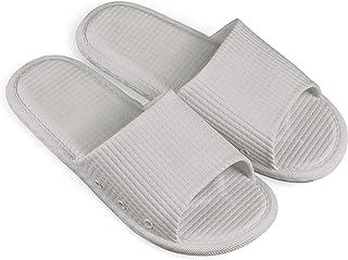Allegra K 防滑快干室内泳池浴室拖鞋