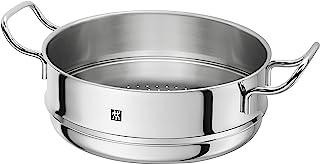 ZWILLING 双立人 Plus 滤锅,不锈钢,银色,24厘米,35 x 26 x 12厘米
