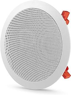JBL C6IC 天花板盖式音箱 2路/圆型/1支 白色 JBLC6ICWHT