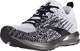 Brooks 男式 Levitate 3 鞋 Black/White/Ebony 13