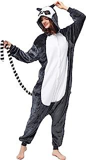 Katara 1744 趣味懒熊睡衣 适合睡衣派对或生日 男女皆宜 Adult, Teens Body Height 175-185cm Langur Monkey