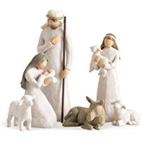 耶稣的诞生 - Willow Tree 小雕像