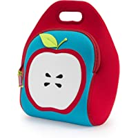 Dabbawalla Bags 儿童午餐袋,隔热,可机洗 苹果 AELB