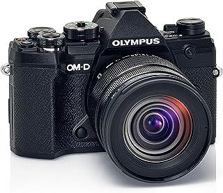 OLYMPUS 奥林巴斯 OM-D E-M5 Mark III 黑色机身带黑色 M.*ko Digital ED 12-45mm F4.0 PRO 镜头套件