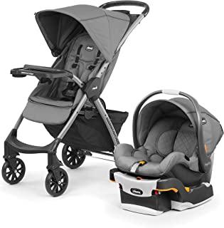 Chicco 智高 迷你 Bravo Plus 旅行系统 婴儿推车套装岩石灰