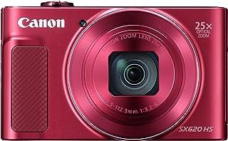 Canon PowerShot sx620HS 数码相机–红色