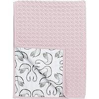 Meyco 婴儿/儿童毛毯 75 x 100 厘米 粉色