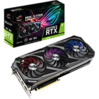 ASUS 华硕 ROG Strix NVIDIA GeForce RTX 3070 游戏显卡(PCIe 4.0,8GB…