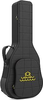 Monkey Loop - 摇滚经典吉他包 - 尺寸 45 x 108 x 18 厘米 - 颜色黑色 - 软垫 - 高品质 - 上保护 - 加强提手 - 防水