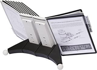 Durable Sherpa 看板系统 Tisch 20 Tafeln 亮黑色