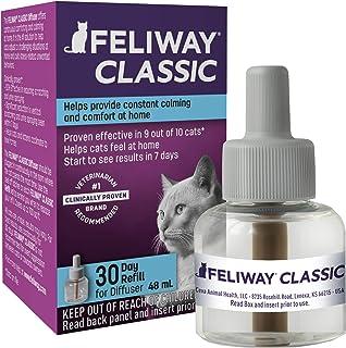 Ceva Feliway Plug-In Diffuser Refill, 48 mL