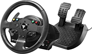 Thrustmaster TMX:符合人体工程学的赛车,带2踏板套装 - 兼容 Xbox One 和 PC 适用于 Xbox 系列 X - 英国版(Xbox One)