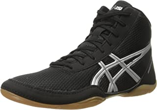ASICS 男士 Matflex 5 摔跤鞋