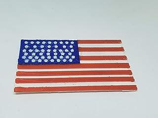 美国国旗冰箱