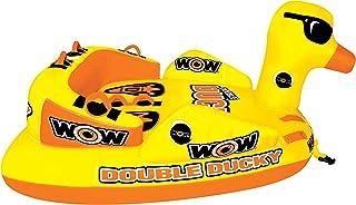 WoW 水上运动双鸭子 19-1050,1 至 2 人牵引,前后牵引点