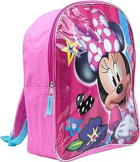 Disney 米妮老鼠 15 英寸女童书包