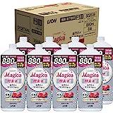 [量贩装] CHARMY Magica 餐具洗涤剂 酵素Plus 新鲜粉色草莓香味 替换装 大型 880毫升×8个