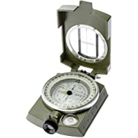 SE CC4580 *感应和棱镜抗击生存紧急指南针带袋
