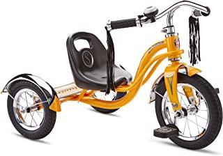 Schwinn Roadster 儿童三轮车,经典三轮车,橙色