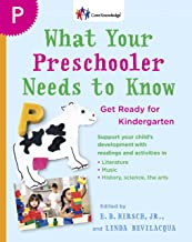What Your Preschooler Needs to Know: Get Ready for Kindergarten (The Core Knowledge Series) (English Edition)