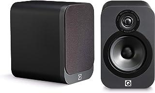 Q Acoustics 3020 书架扬声器 石墨色