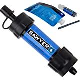 Sawyer Products MINI 滤水装置,蓝色,1-包每包 1 条