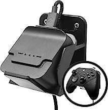 浮动控制器壁挂支架适用于 Xbox Elite 系列 2 磁性充电底座 - 泡沫蜥蜴(不含磁性充电底座、控制器和 USB 电缆)不适用于Elite v1