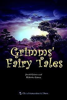 Grimms' Fairy Tales(English edition)【格林童话(英文版)】
