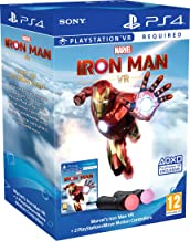 Marvel's 钢铁侠 VR – PlayStation Move 控制器套装