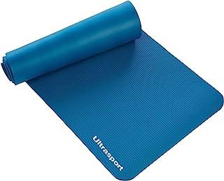 Ultrasport 德国 NBR加长加厚瑜伽垫 普拉提平板支撑 健身体操垫 环保无味 家用健身垫 331100000