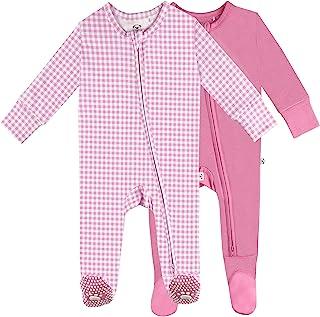 Kata 婴儿连衫裤睡衣 - 新生儿睡袍 2 件礼品套装 - 儿童连体睡衣 - * 纯棉